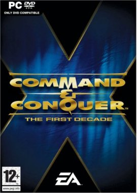 EA Command and Conquer The First Decade PC