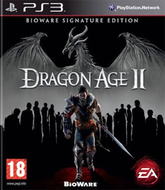 dragon age signature edition. EA Dragon Age 2 Signature Edition PS3