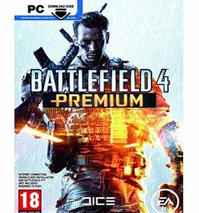 Ea Games Battlefield 4 Premium Content Pack on PC