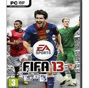 Ea Games Fifa 13 on PC