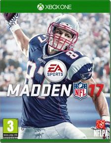 Ea Games, 1559[^]41029 Madden NFL 17 on Xbox One