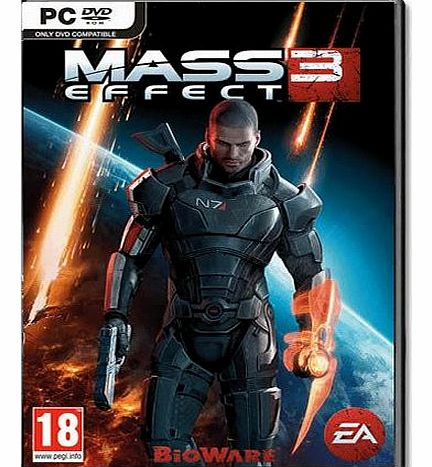 Ea Games Mass Effect 3 on PC