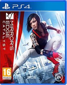 Ea Games, 1559[^]30094 Mirrors Edge Catalyst on PS4