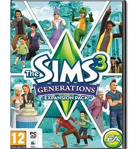 Ea Games The Sims 3: Generations Expansion Pack on PC