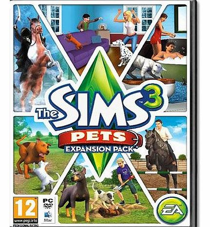 Ea Games The Sims 3 Pets on PC