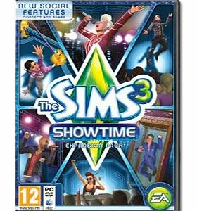 Ea Games The Sims 3: Showtime Expansion Pack on PC