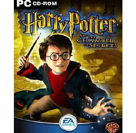 EA Harry Potter & The Chamber Of Secrets PC product image