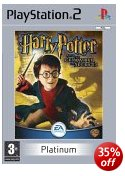 EA Harry Potter & The Chamber Of Secrets Platinum PS2 product image