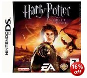 EA Harry Potter and the Goblet of Fire NDS product image