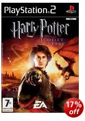EA Harry Potter and the Goblet of Fire PS2 product image