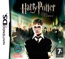 EA Harry Potter and the Order of the Phoenix NDS product image