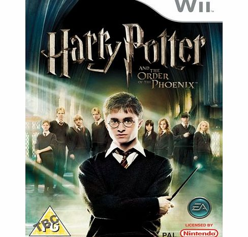 EA Harry Potter and The Order Of The Phoenix Wii product image