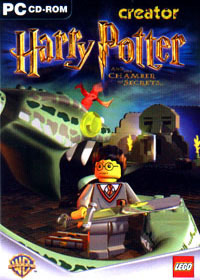 EA Lego Creator Harry Potter PC