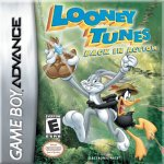 Looney Tunes Back In Action GBA