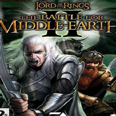 EA Lord of the Rings Battle for Middle Earth II PC