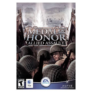 EA Medal of Honor Allied Assault Mac