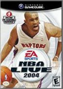 EA NBA Live 2004 GC