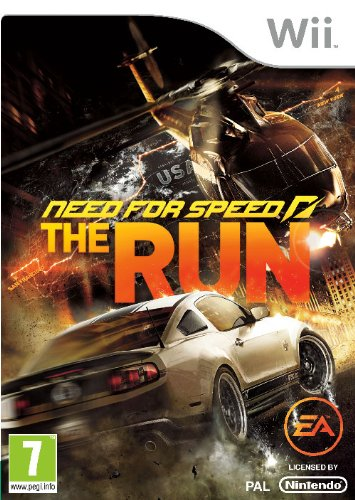 EA Need For Speed The Run Wii