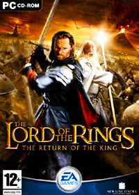 EA The Lord Of The Rings The Return Of The King PC