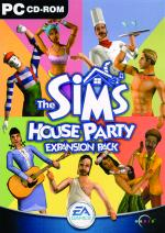 EA The Sims House Party PC