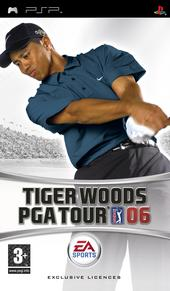 EA Tiger Woods PGA Tour 06 PSP