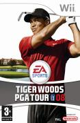 EA Tiger Woods PGA Tour 08 Wii product image