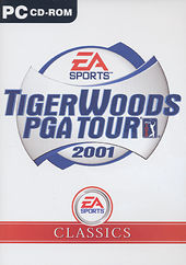 EA Tiger Woods PGA Tour 2001 PC