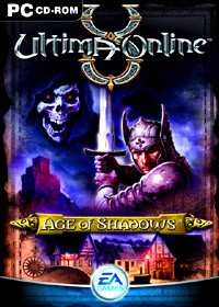 EA Ultima Online Age of Shadows PC