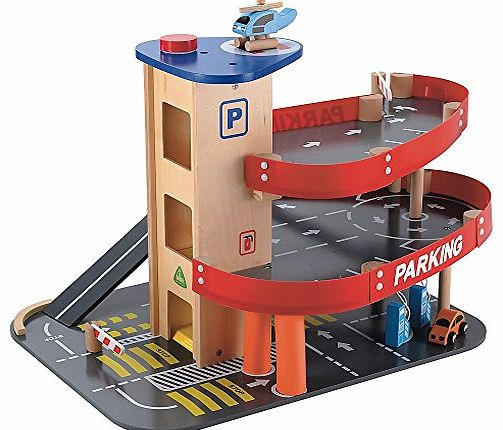 Buy Early Learning Centre Big City Wooden Garage by ELC: Action Figures - lasourisglobe-trotteuse.tk FREE DELIVERY possible on eligible purchases.