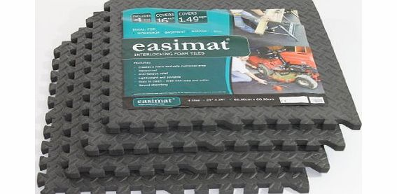 Easimat Climbing Frame Swing Safety mats 16sq ft T product image