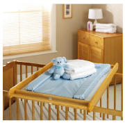 Coast Canterbury Cot-Top Changer - Pine