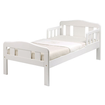 East Coast Nursery Morston Toddler Bed in White product image