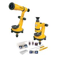 vivitar microscope set instruction manual