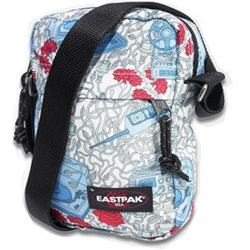 Best selling mini bag from Eastpak, big enough to fit purses and wallets, a small selection of make- - CLICK FOR MORE INFORMATION