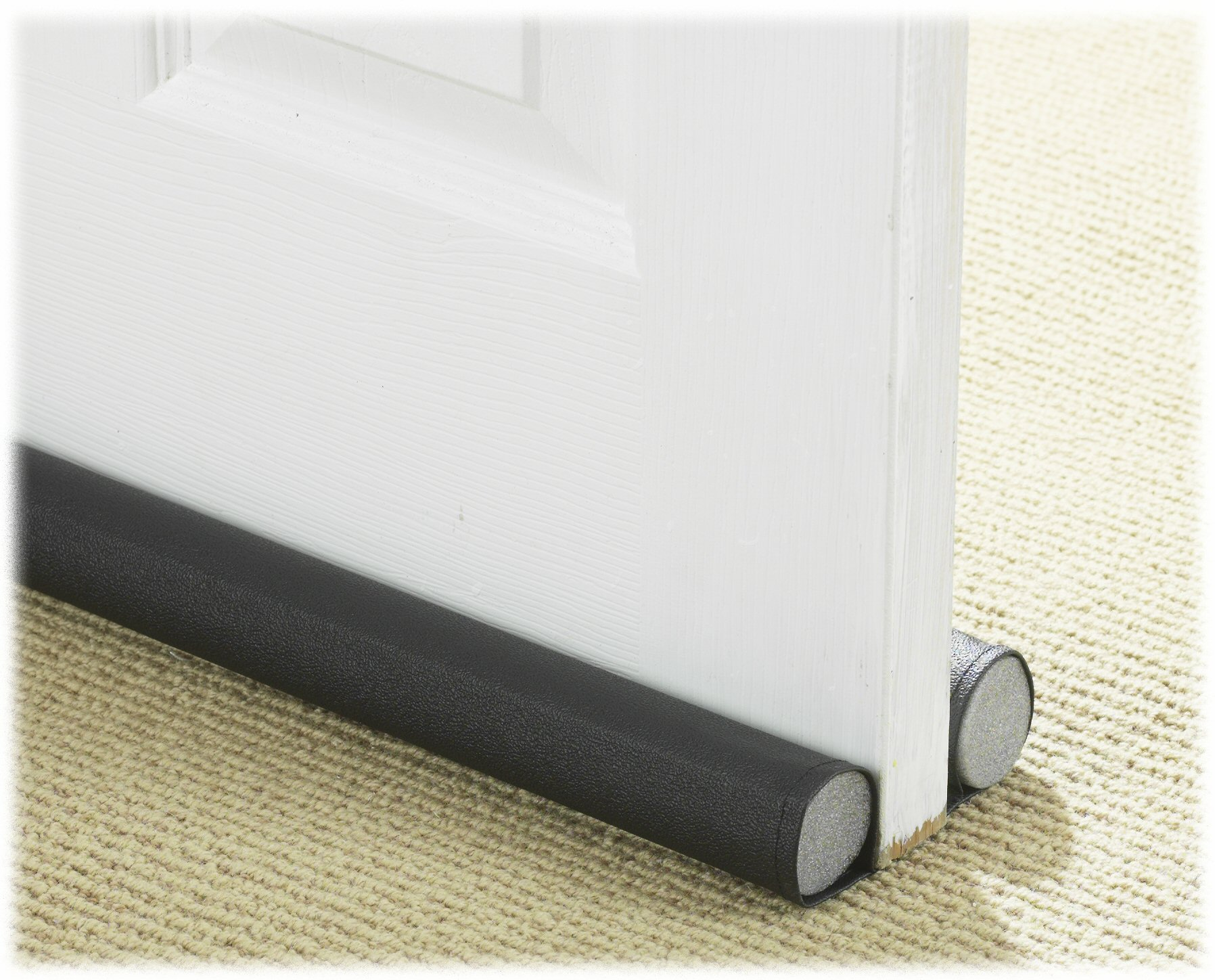 Garage door excluder doors for Door draught excluder