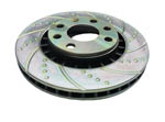 FIAT Groove Front Brake Discs - GD414