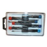 7 Piece Electronic screwdriver set