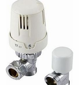 ECA Heating Limited Thermostatic Radiator Valve product image