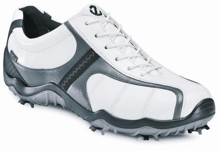 ecco golf ecco casual cool ii gtx golf shoe white buffed