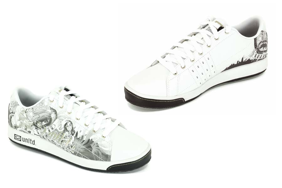 Ecko Unlimited Shoes White