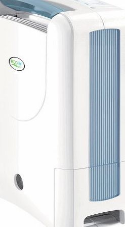 EcoAir DD122 Simple Desiccant Dehumidifier, 7 L - Blue
