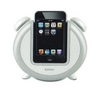 IF200PLUS iPod Alarm Clock Speaker System - white