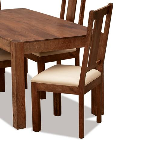 Edinburgh fruitwood furniture dining chairs