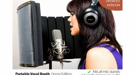Editors Keys Portable Vocal Booth Home Edition product image