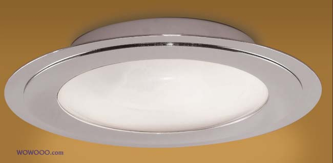 Samira Round Bathroom light, chrome - CLICK FOR MORE INFORMATION