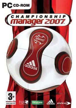 EIDOS Championship Manager 2007 PC
