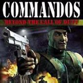 EIDOS Commandos Beyond the Call of Duty PC