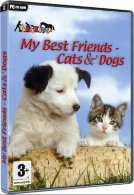 EIDOS My Best Friends Cats and Dogs PC