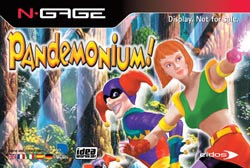 Pandemonium - Ngage Games - CLICK FOR MORE INFORMATION