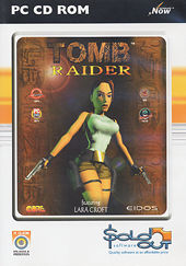 EIDOS Tomb Raider (DVD Box)